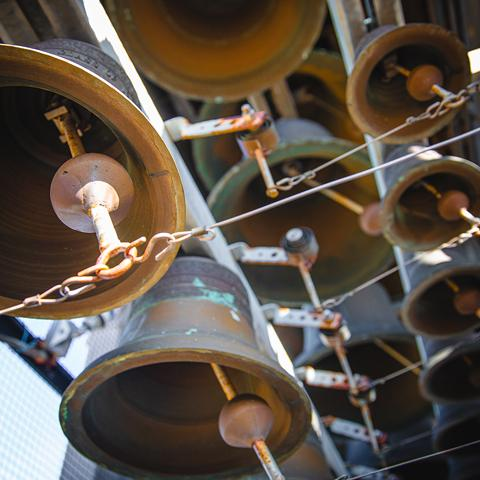 The bells of the Campanile