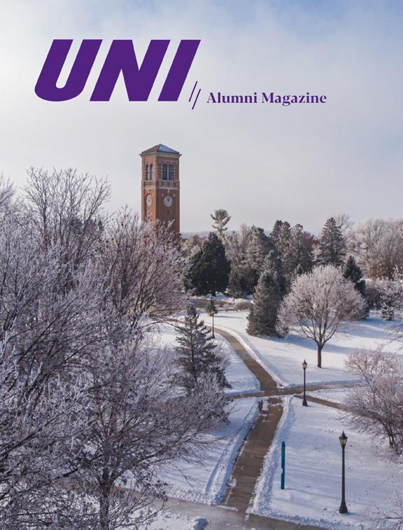UNI Alumni Magazine 2021